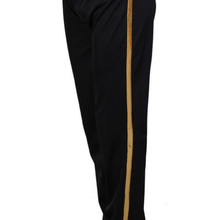 BAPZJ00 S00 Black gold high mens acro longs