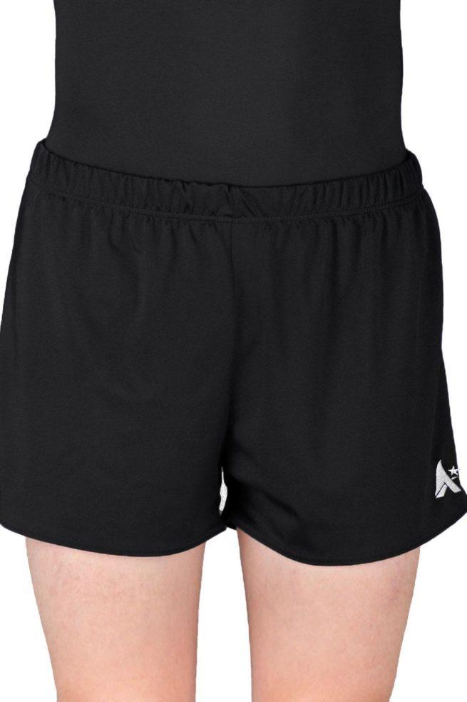 PBC J00 PBC J01 Black boys shorts