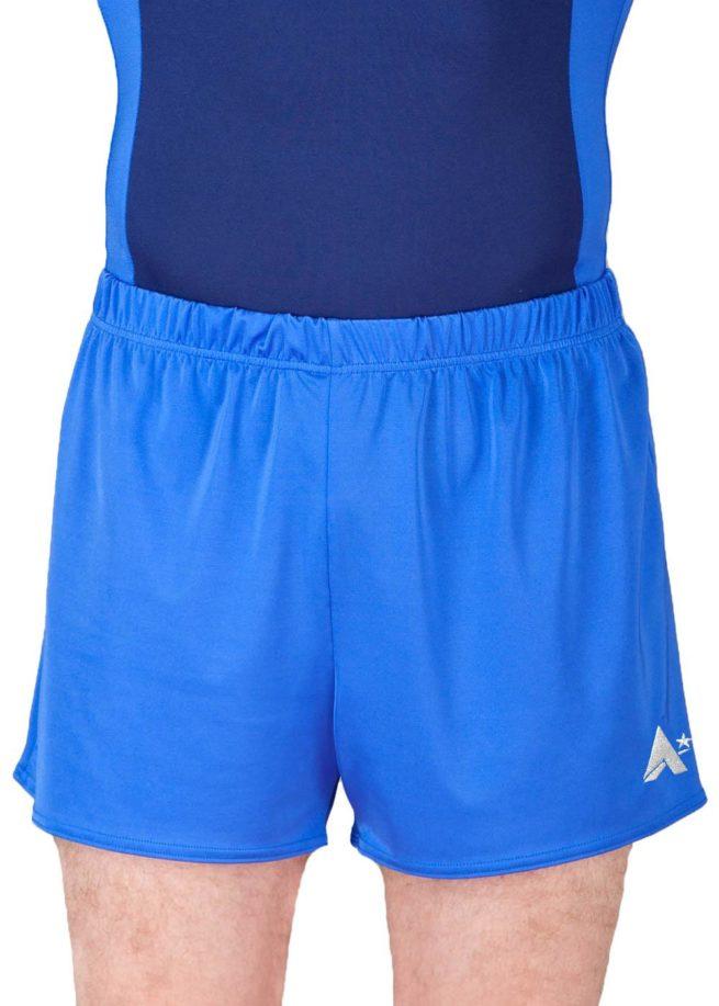 PBC J00 PBC J23S Royal blue mens shorts