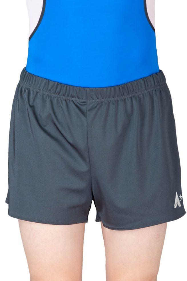 PBC J00 PBC J09 Grey gym shorts