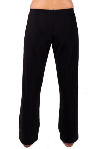 TFSL M00 ladies straightleg trousers back