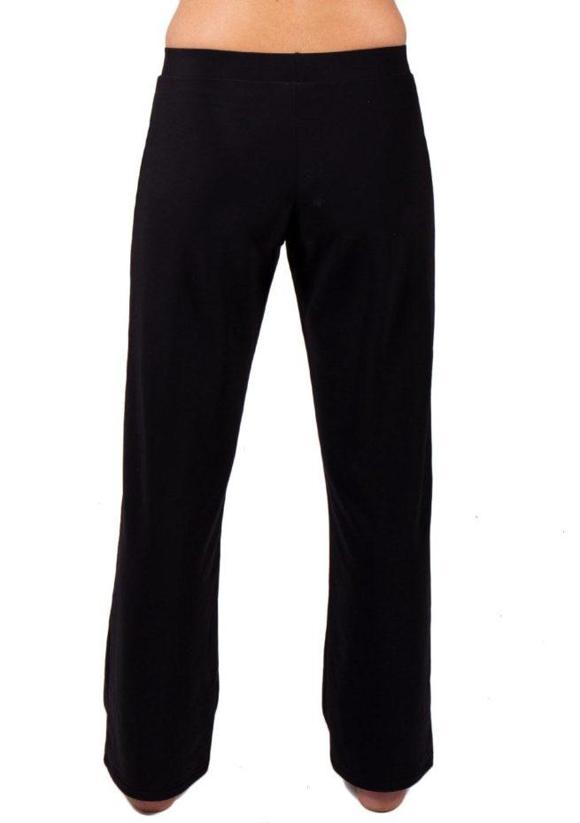 TFSL M00 ladies straightleg trousers back