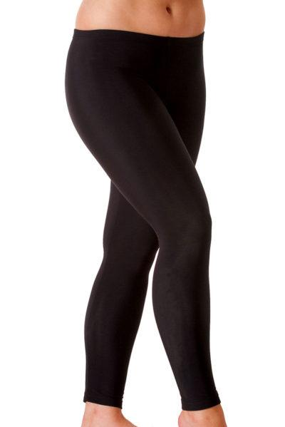 TSLGF Microtex full length leggings front