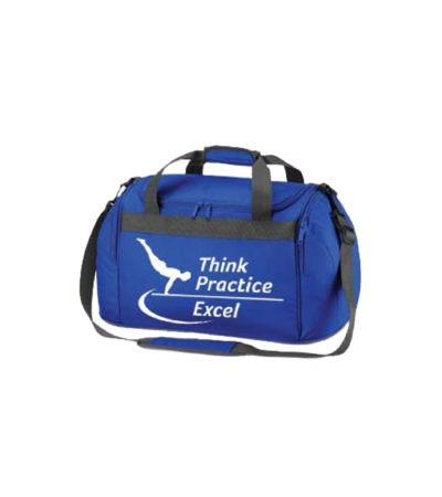 edit royal blue think practice excel holdall bag 2