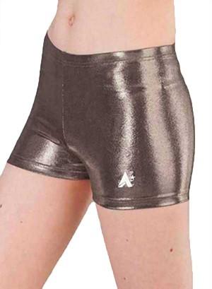 grey ladies gymnastics shorts p s09 y9e5 z7