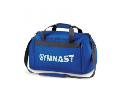 gymnast edit holdall royal blue 1
