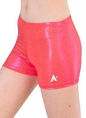 pink orange girls ladies gymnastics shorts p s57 ffpq dr