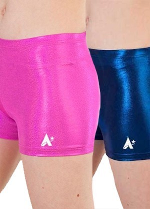 shimmer shorts edited