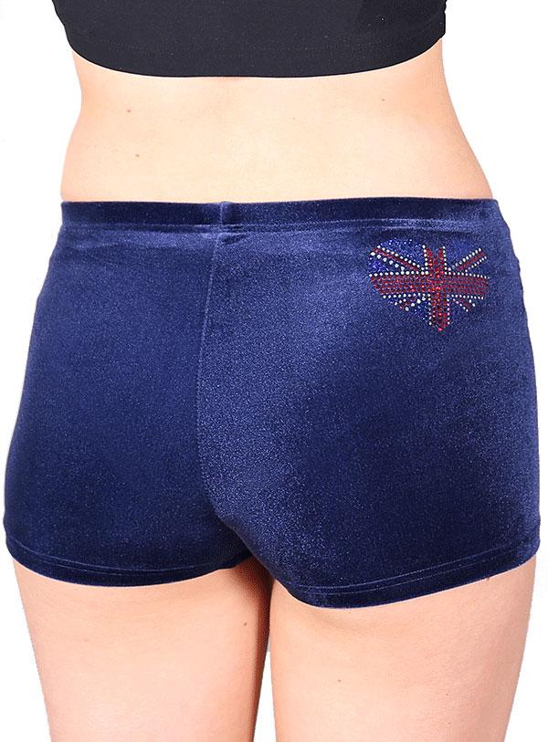 gb shorts navy