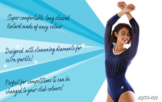 velour leotard website banner