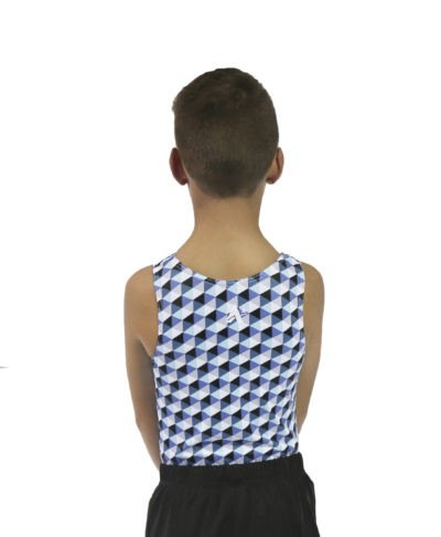 BOYS PATTERNED LEO BACK 1