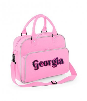 DB 05 NAME georgia baby pink bag