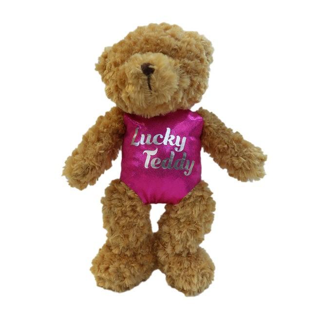 LIPSTICK TEDDY FRONT