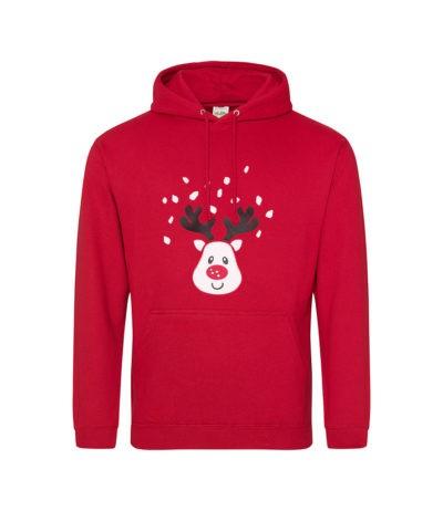 rudolph hoodie