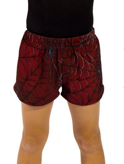 spider shorts