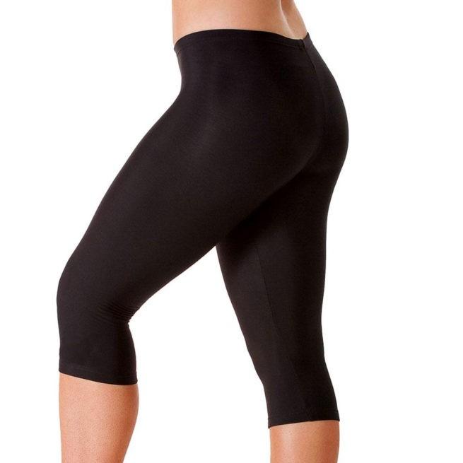 TFLG Tracksuit bottom capri leggings workout yoga pants