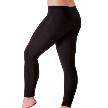 TSLGF Microtex full length leggings ladies workout pants