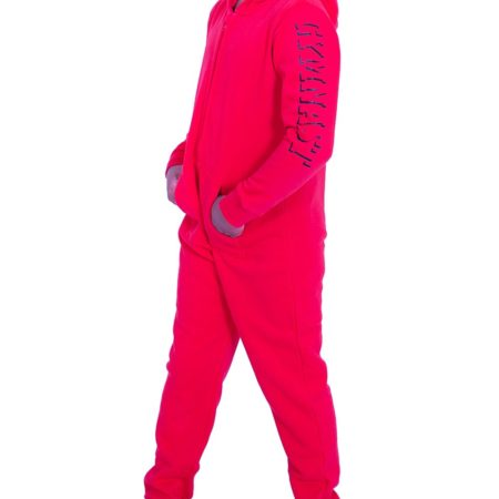 PTO 51 P24 unisex boys girls red onesie gymnast gymnastics theme