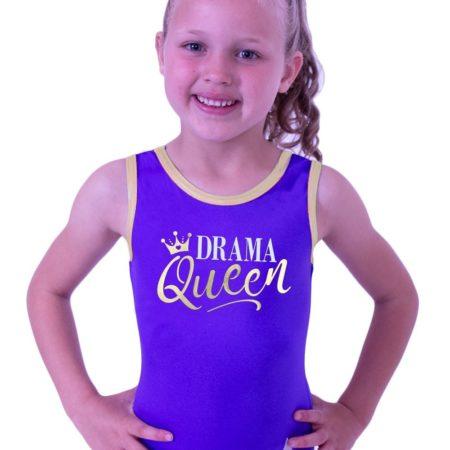 drama queen gold binding