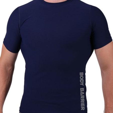 Mens navy top