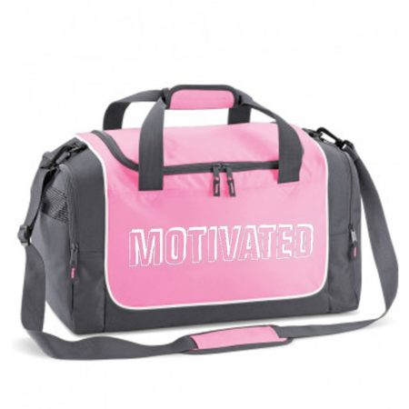 motivated PINK HOLDALL