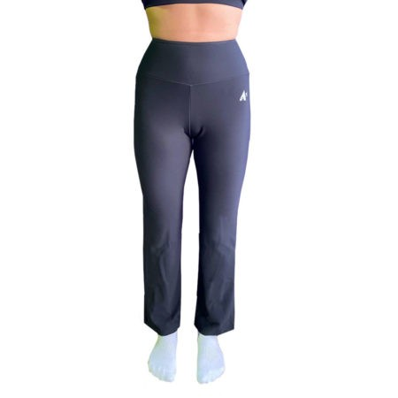 Ladies highwaisted tracksuit trousers yoga pants