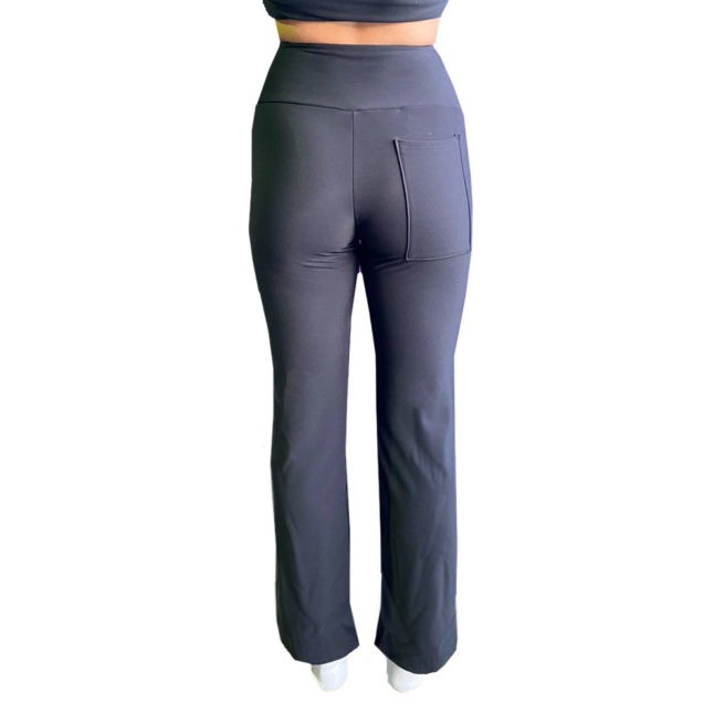 high waisted ladies tracksuit trousers