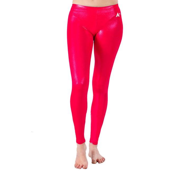 Raspberry Shimmer Full lenght Leggings