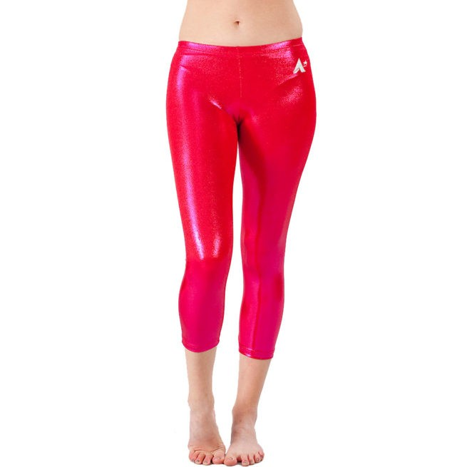 Raspberry Shimmer Ladies leggings